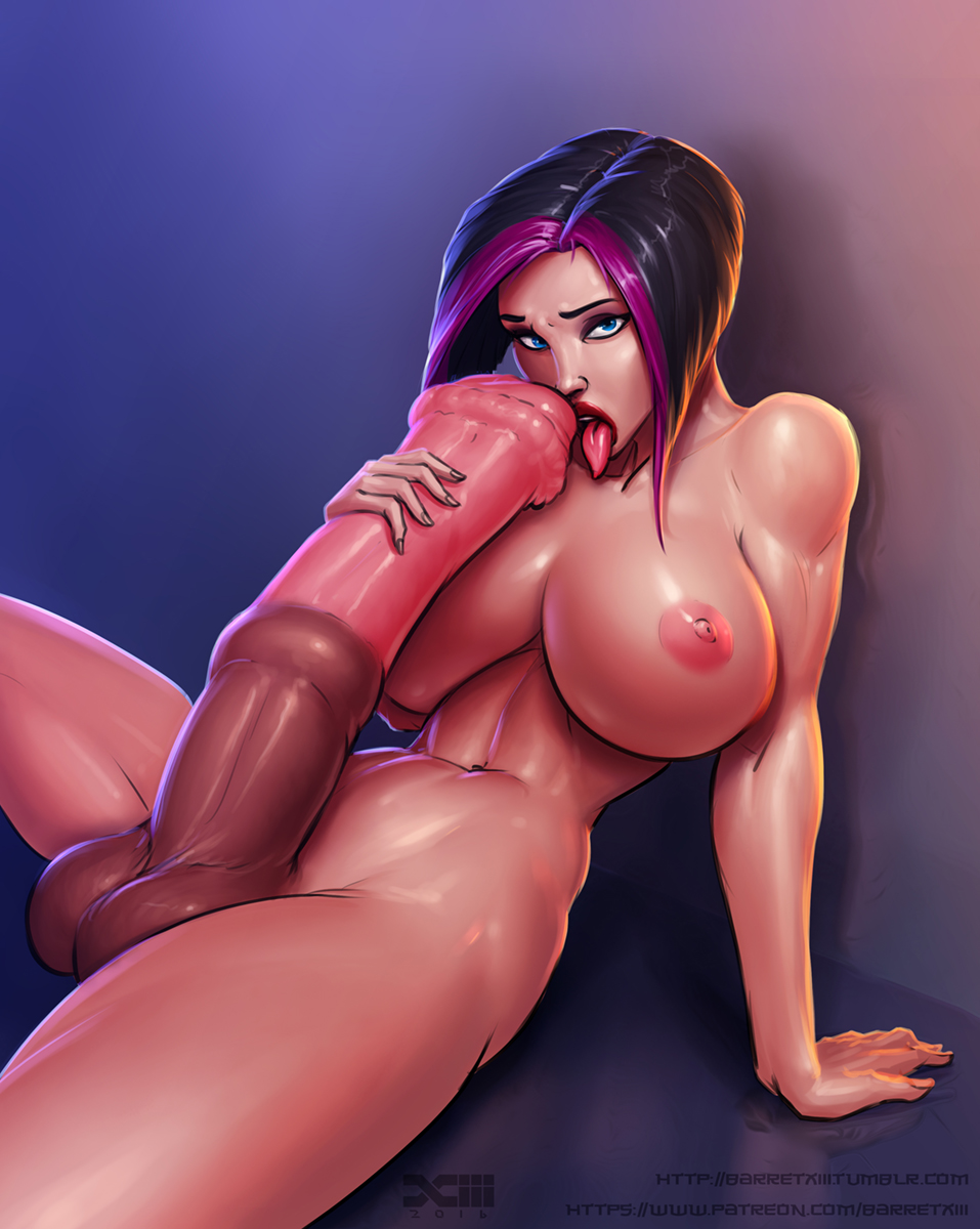 huge cock futanari cartoon